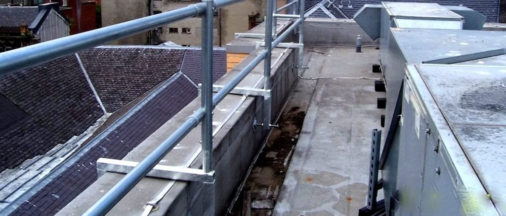 Parapet Edge Protection