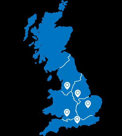 Premsafe Coverage Map
